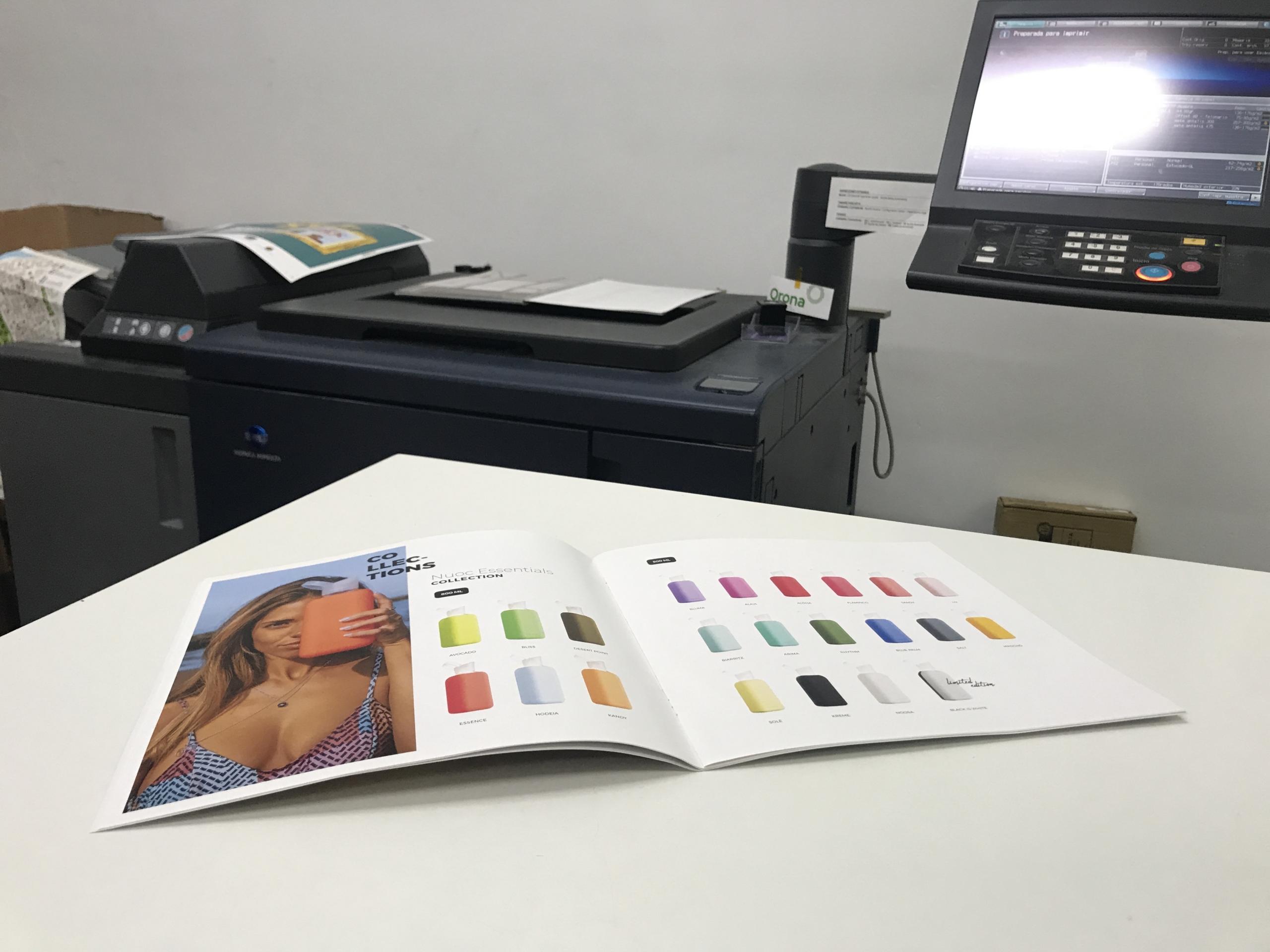 Catálogo corporativo NUOC